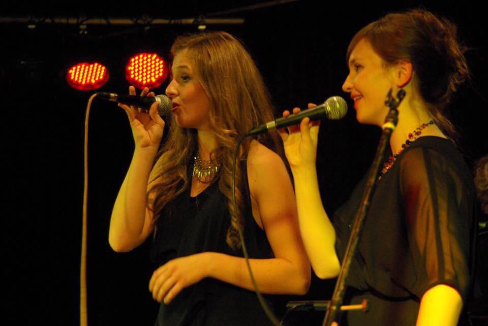 Franziska Eberl - Jazzsängerin Regensburg